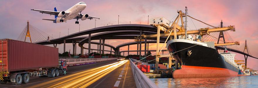 Emplois dans le secteur du transport et de la logistique